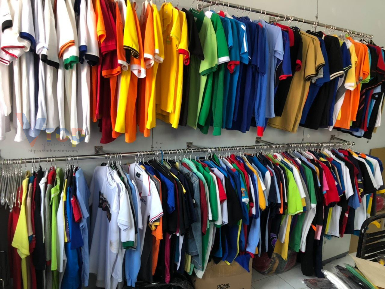 Báo giá áo thun đồng phục