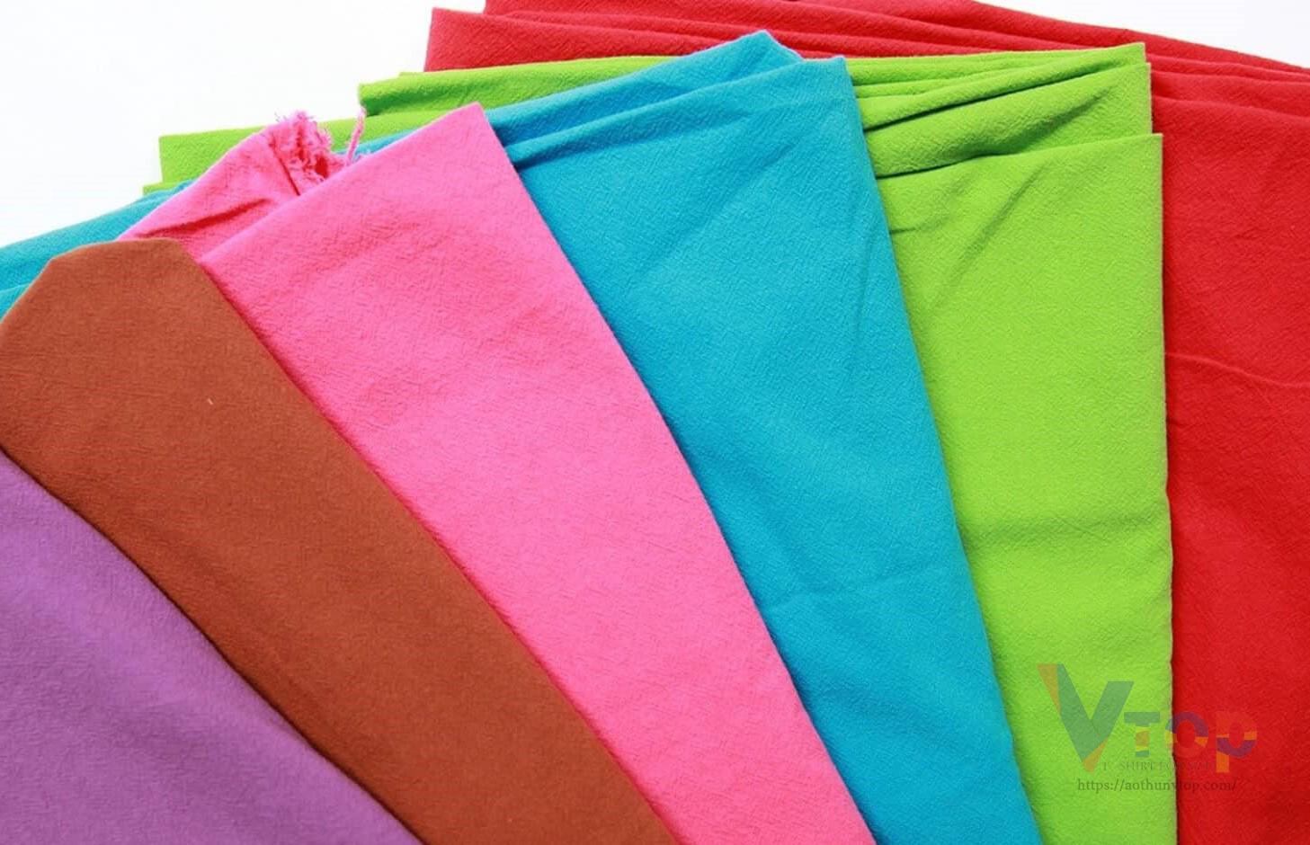 Vải cotton có đặc tính gì?