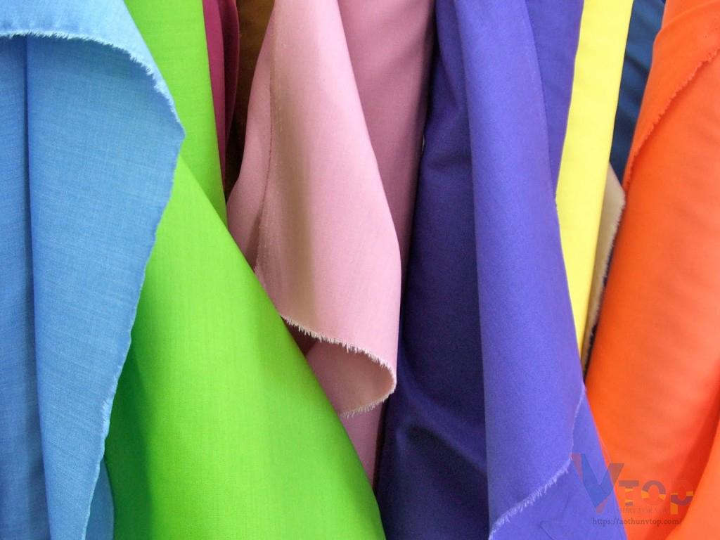 Lựa chọn vải cotton giãn tốt