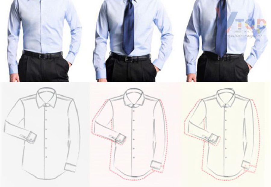 form áo