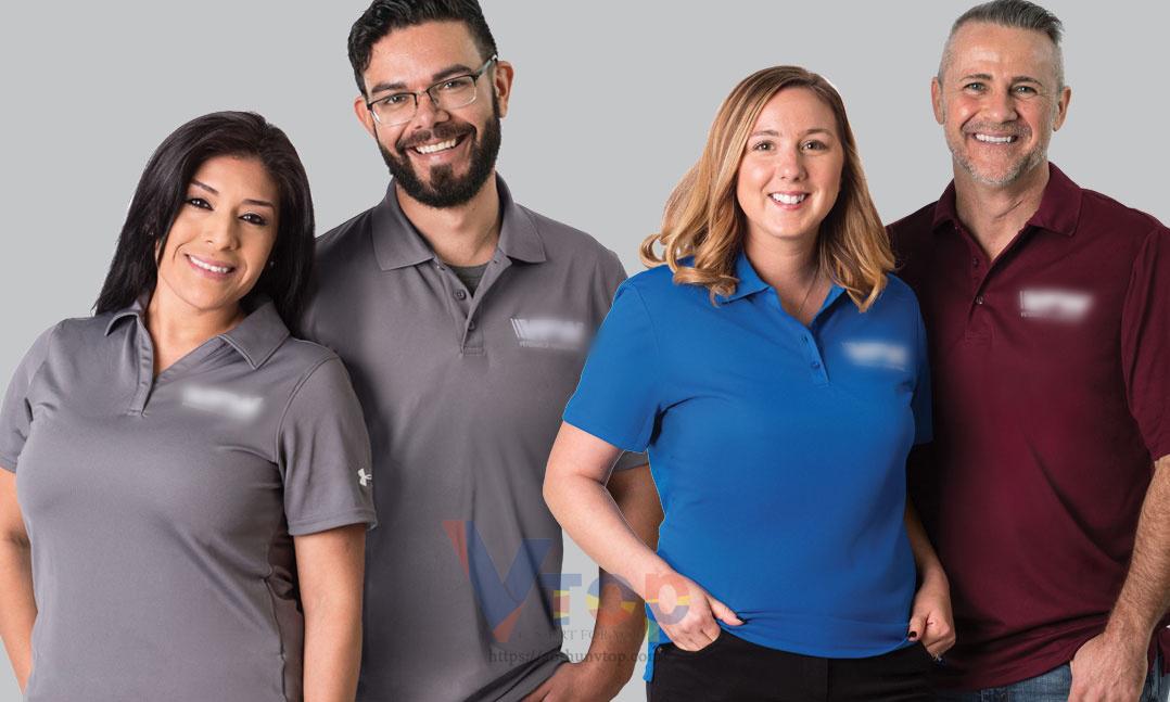 Một số lưu ý cần thiết khi đặt áo thun đồng phục cho nhân viên