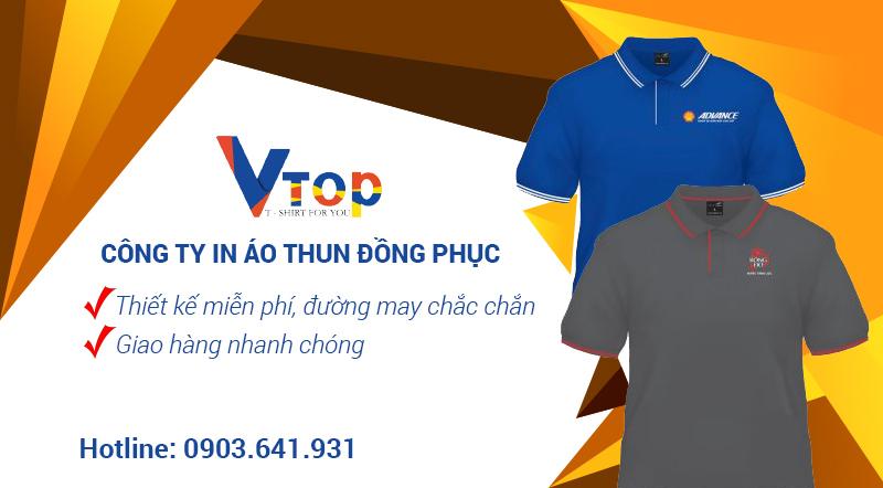 Các công ty in áo thun đồng phục tại TPHCM