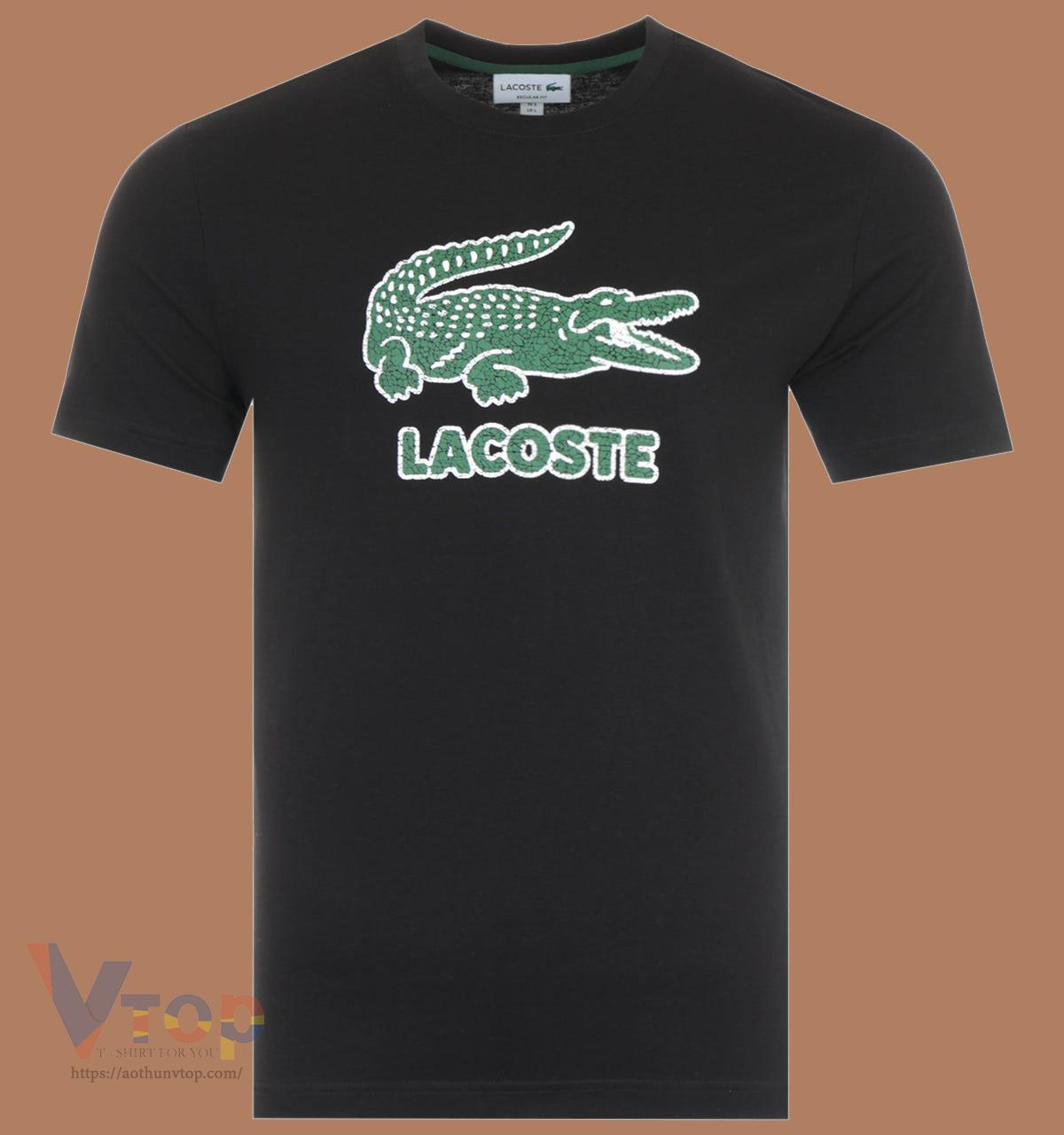 Áo thun cá sấu đồng phục là gì