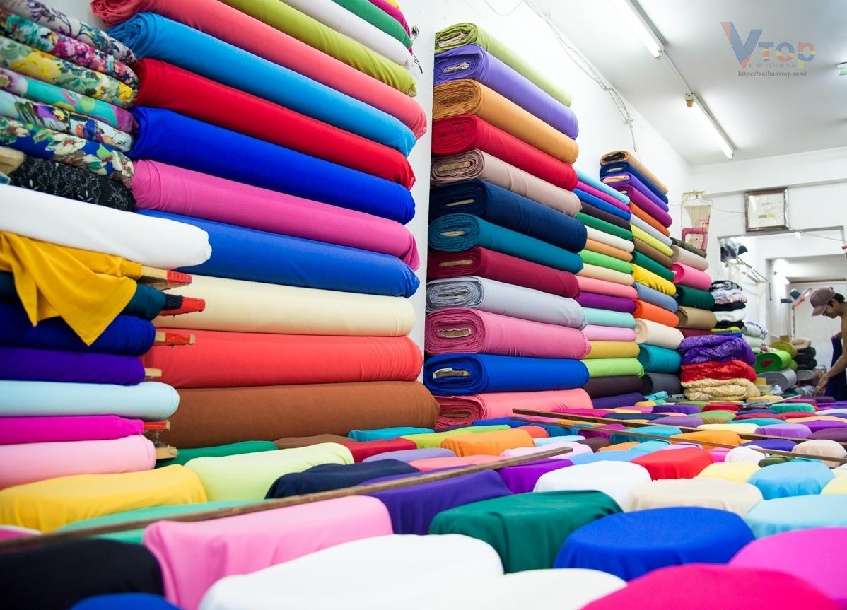 Chợ vải Soái Kình Lâm là câu trả lời hoàn hảo cho câu hỏi mua vải ở đâu rẻ đẹp TPHCM