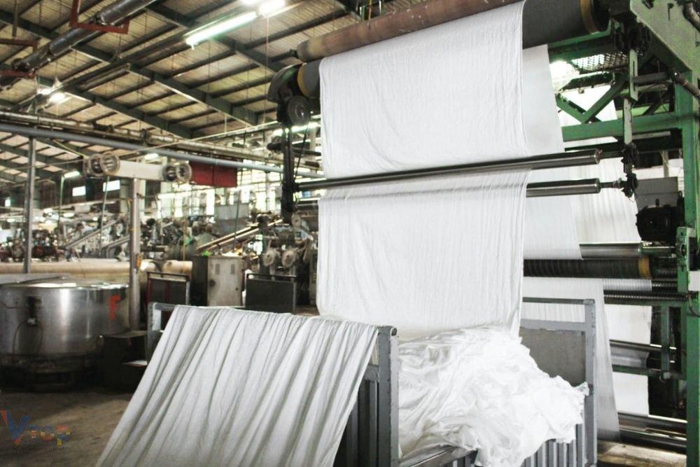 Quy trình dệt vải diễn ra như thế nào?